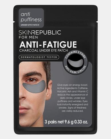 Skin Republic Men's Anti-Fatigue Under Eye Patch