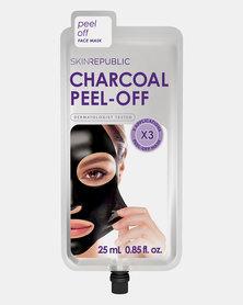 Skin Republic Charcoal Peel-Off Face Mask (3 MASKS)