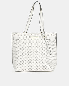 Bata Shoulder Bag White