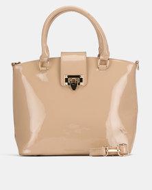 Bata Handbag Beige