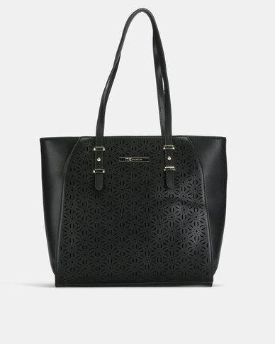Bata Classic Shopper Bag Black