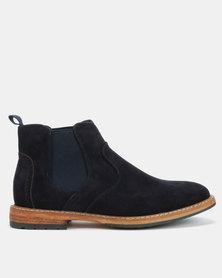 Pierre Cardin 00238 Boots Navy