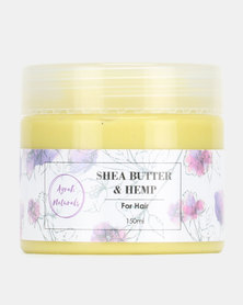 Shea Butter & Hemp For Hair by AZRAH NATURALS