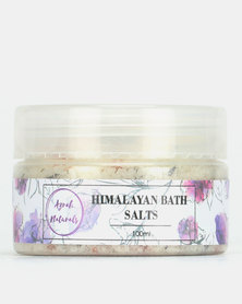 Bath Salts With Himalayan Salt by AZRAH NATURALS