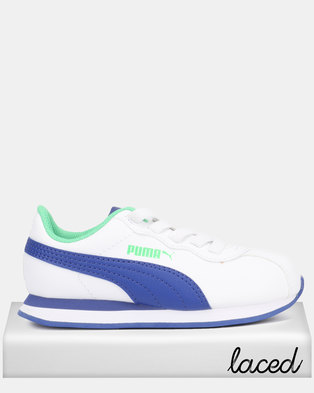 Puma Sportstyle Core Turin II AC PS Sneakers White
