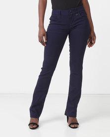 Sissy Boy Tony Bootleg Jeans Navy