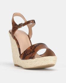 a8e55fe62 Wedge Heels | Women | Online | South Africa | Zando