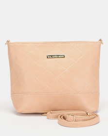 Blackcherry Bag Everyday Crossbody Bag Dusky Pink