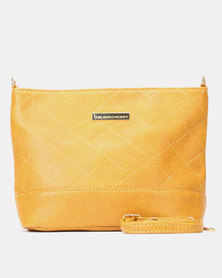 Blackcherry Bag Everyday Crossbody Bag Mustard