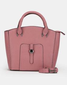 Bata Shoulder Bag Dusty Pink