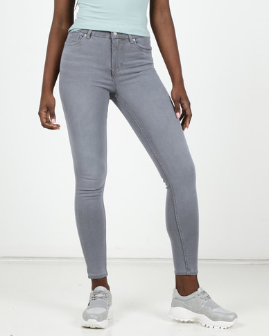New Look Grey Super Soft Super Skinny India Jeans