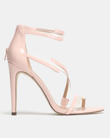 Call It Spring Selliera Heels Pink