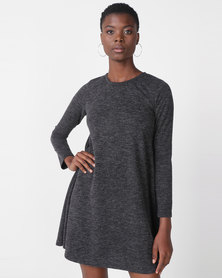 non-european® Autumn Aline Charcoal Mohair