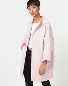 Nucleus Play Coat in Pink
