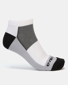 Merrell Sport Compress Socks White
