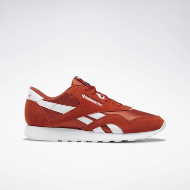 Reebok Classic Nylon Shoes Red
