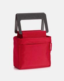 Reisenthel premium quality polyester, water-repellent roadbag red