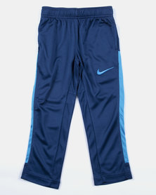 Nike Boys DriFit Void Trophy Pants Blue