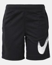 Nike Boys Dry Legacy GFX Shorts Black