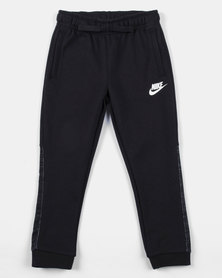 Nike Boys AV15 Pants Black