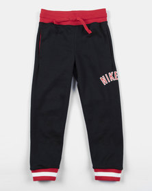 Nike Boys Air Fleece Pants Black