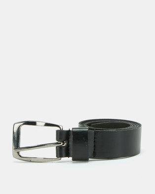 Little Lemon Basic Belt Black