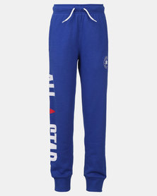Converse CNVB Vintage FT All Start Joggers Blue