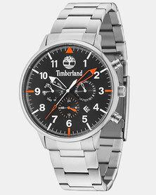 Timberland Spaulding Watch Silver
