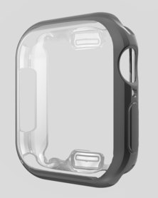 Gretmol Apple iWatch Protective Case Cover Black - 38 mm