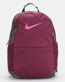 Nike Y NK Backpack Red
