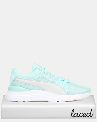 Puma Sportstyle Core Adela Spark Jr Fair Sneakers Blue
