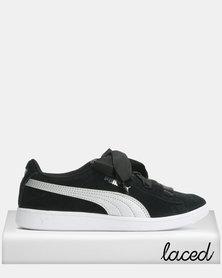 Puma Sportstyle Core Vikky Ribbon Jr Sneakers Black
