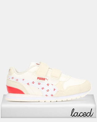 8a9152ccb Puma JL ST Runner v2 Sneakers White