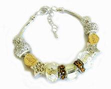 Urban Charm Gemmabella Charm Bracelet - Shining Star