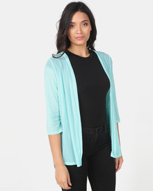 Utopia Mint Mesh Cover Up