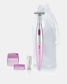 Silk-epil 3 in 1 Trimmer FG 1100 Pink by Braun