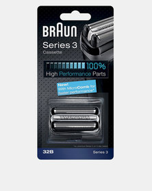 Black 32B Head Replacement Part by Braun