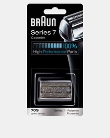 Silver 70S Head Replacement Part by Braun