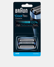 Blue Combi 40B Head Replacement Part by Braun