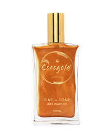 Cocogold Tint & Tone Luxe Body Oil