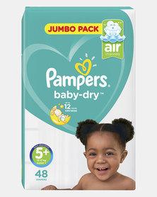 Pampers Active Baby Junior Plus 48