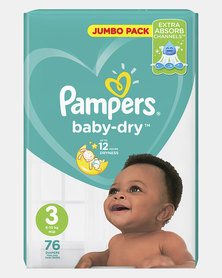 Pampers Active Baby Midi Jumbo Pack 76