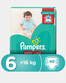 Pampers Active Baby Pants Xl Jumbo Pack 40