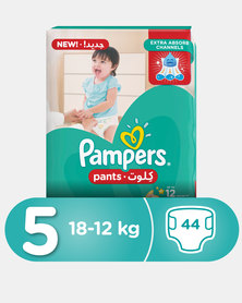 Pampers Active Baby Pants Junior Jumbo Pack 44