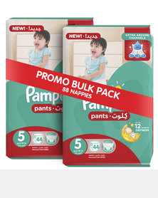 Pampers Active Baby Pants Junior Jumbo Pack 2x44 Twin Pack