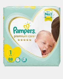 Pampers Premium Care New Born VP 88