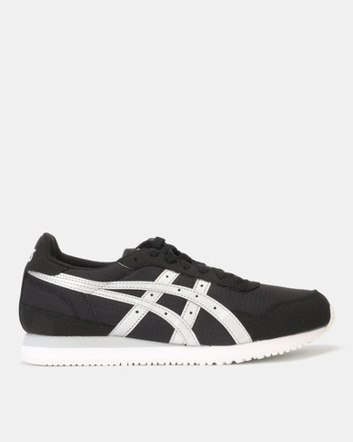 ASICSTIGER Tiger Runner Trainers Black/Silver