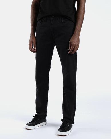 502™ Regular Taper Fit Pants Black