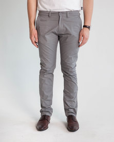 Emme Jeans Slim Fit Chino Grey