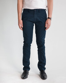Emme Jeans Slim Fit Chino Navy